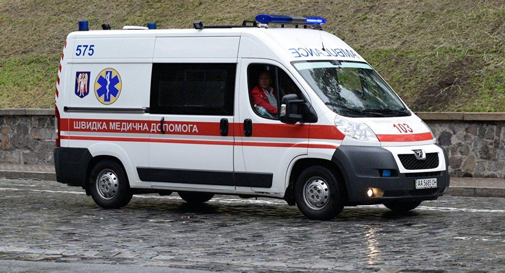 Машина скорой помощи в Киеве
