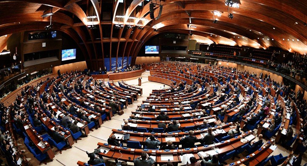 Заседание Парламентской ассамблеи Совета Европы (ПАСЕ). Архивное фото