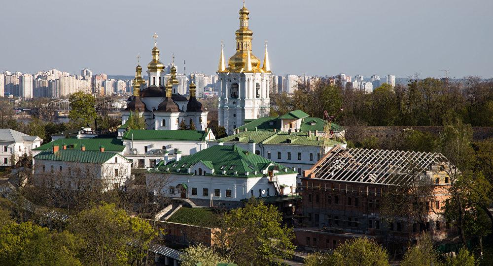 Киево-Печерская лавра в Киеве. Архивное фото